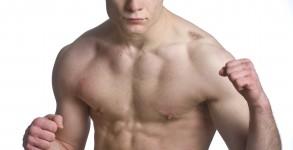 Borut Turk, Muay Thai Scorpion Gym, Novo mesto, Slovenia.