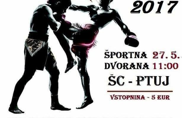 SLOVENIA MUAYTHAI OPEN CHAMPIONSHIP